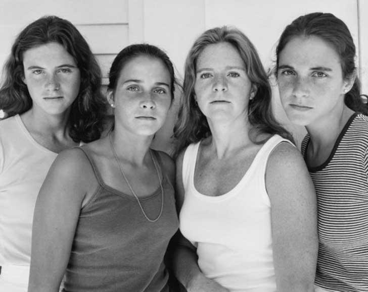 1978fotografia hermanas