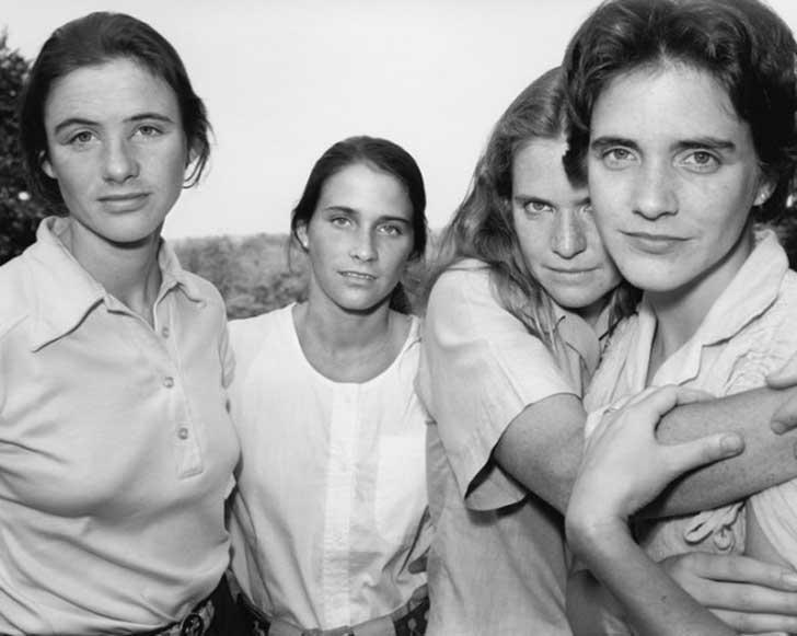 1980fotografia hermanas