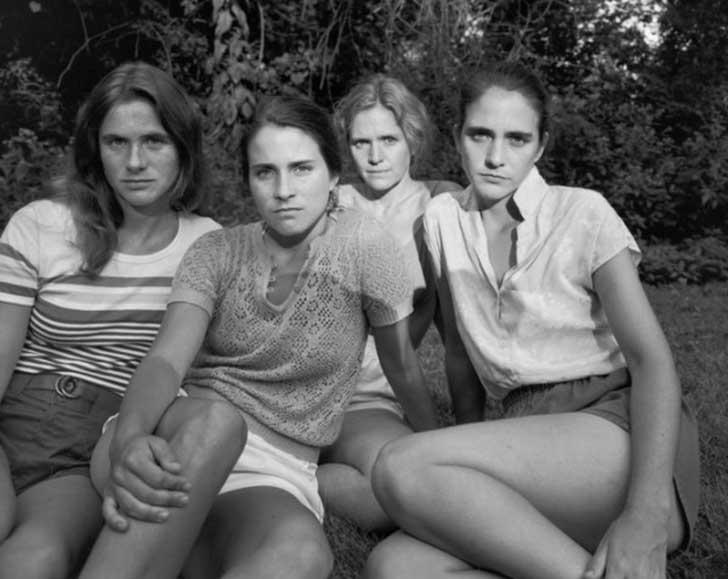1981fotografia hermanas