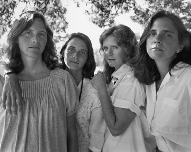 1985fotografia hermanas