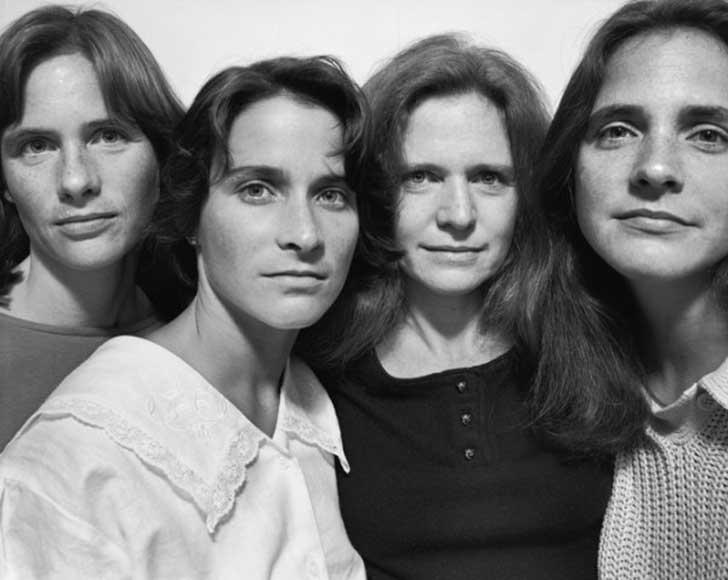 1986fotografia hermanas