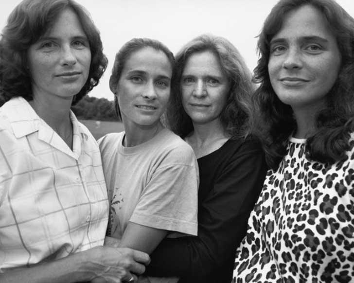 1988fotografia hermanas