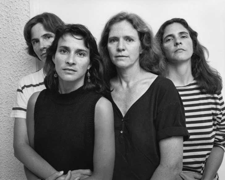 1989fotografia hermanas