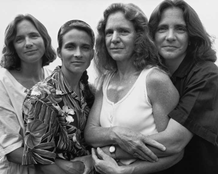1995fotografia hermanas