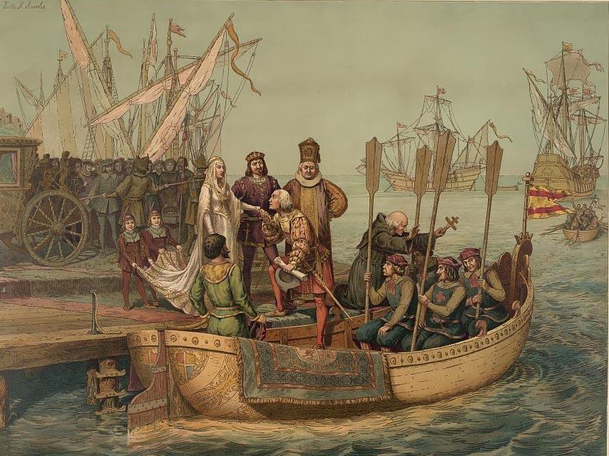 Christopher-Columbus-voyage