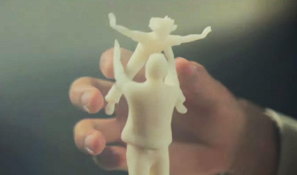 Esculturas 3d a partir de viejas fotos 10