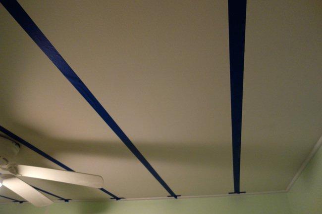 Estrellas en el techo 1