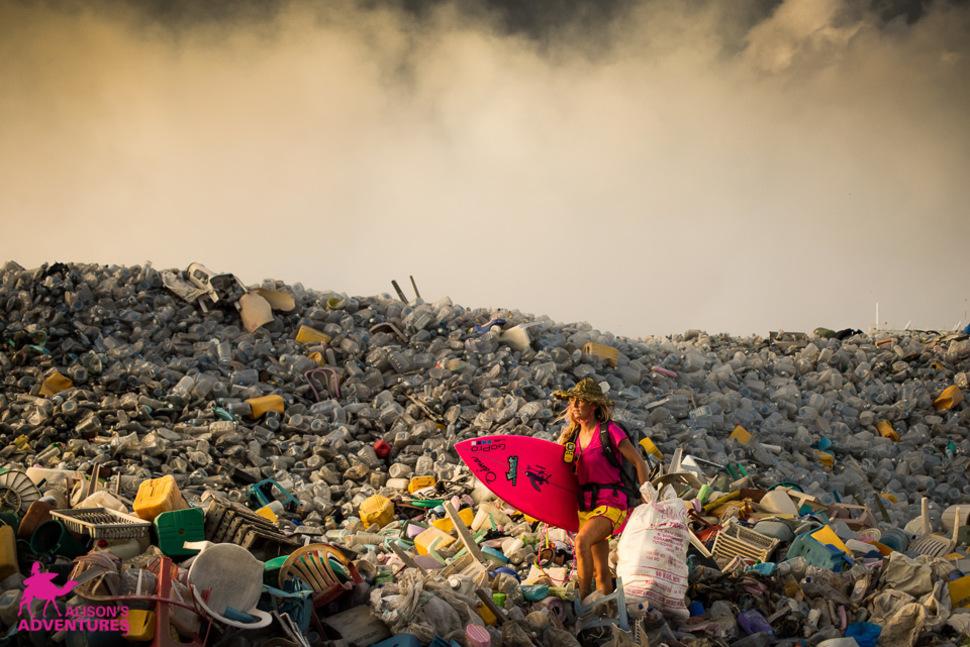 Isla de basura7