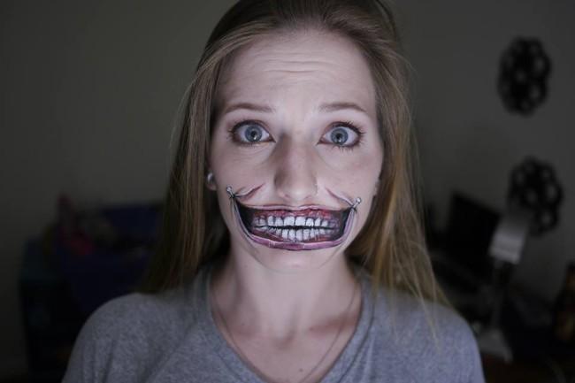 Mujer Maquillaje 10