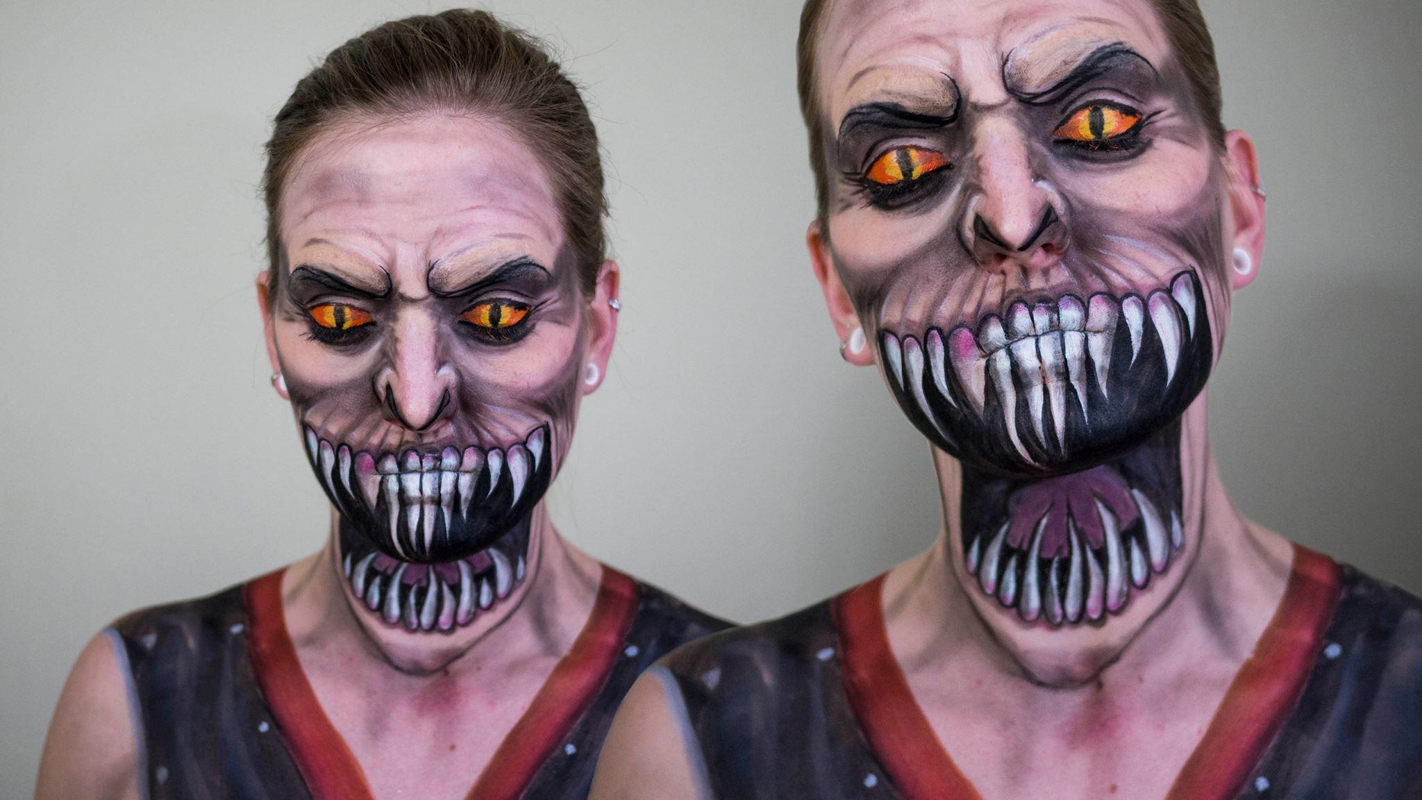 Mujer Maquillaje 28