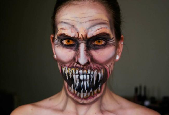 Mujer Maquillaje 9