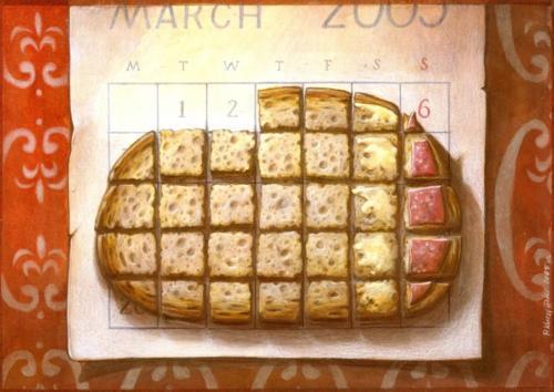 37 dibujos de crítica social de uno de los mejores artistas de pintura satírica Pawel-Kuczynski-40