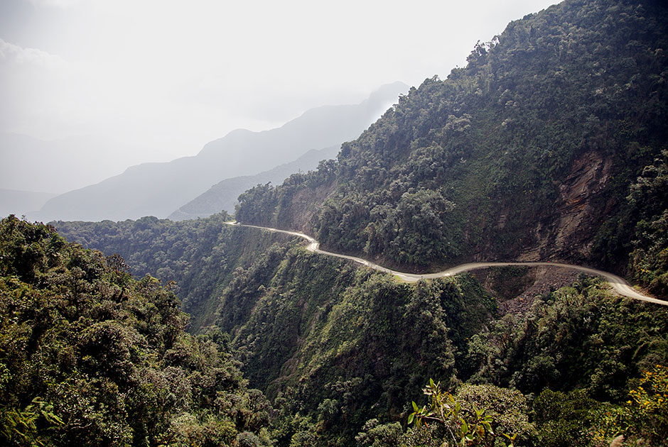 caminos peligrosos 17