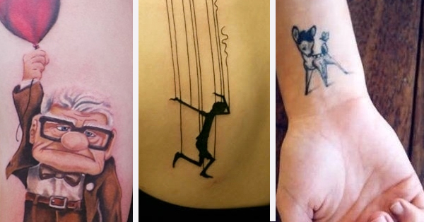 disney-tatuajes