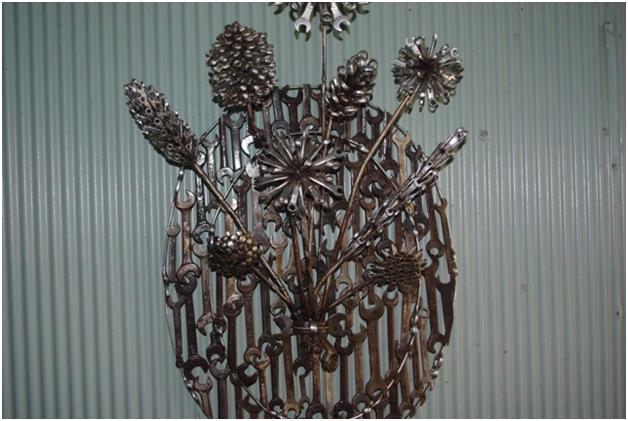 esculturas llave inglesa 3