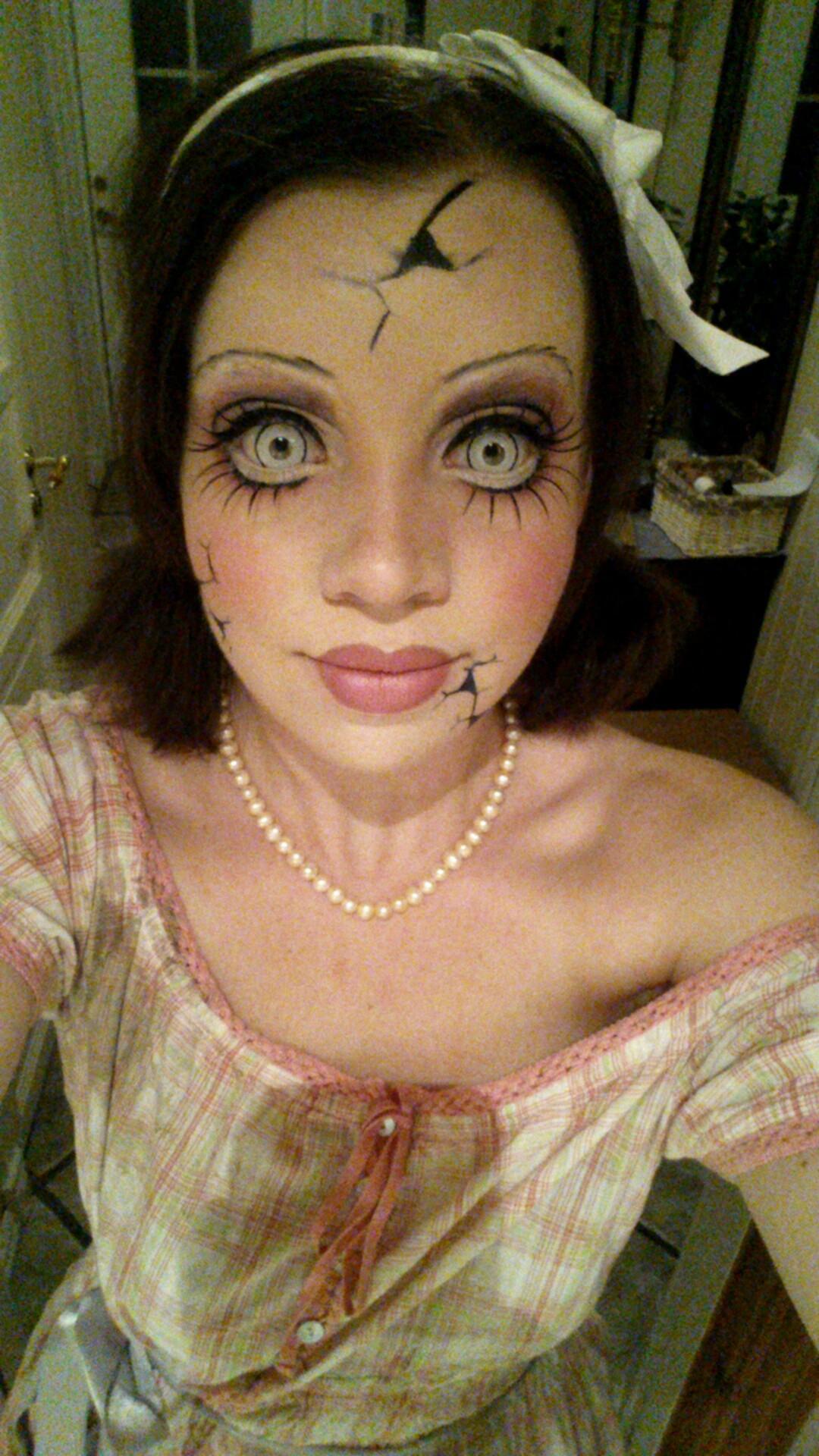 espectaculares maquillajes haloween 8