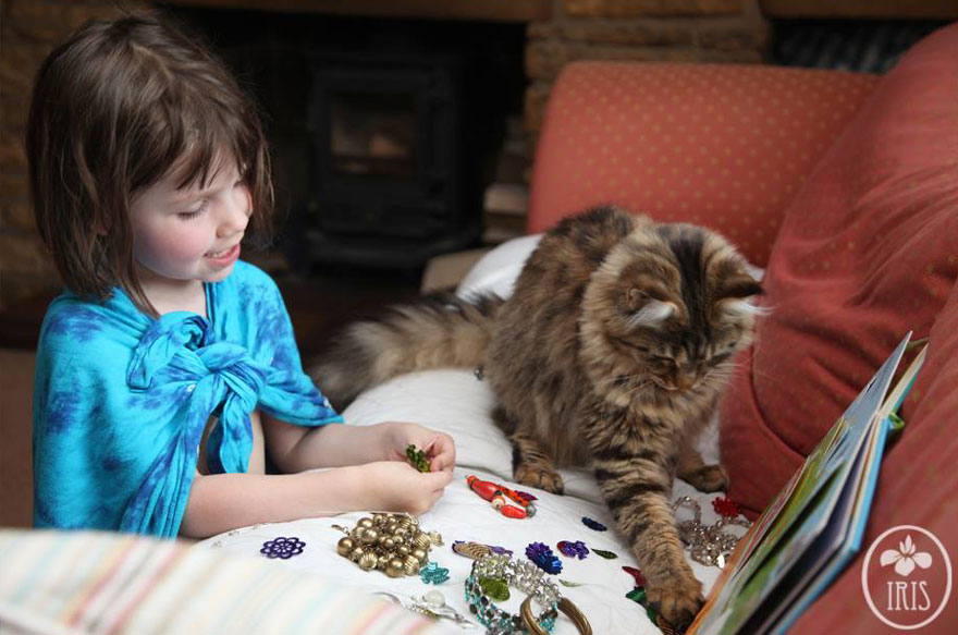 gatito niña autista 15