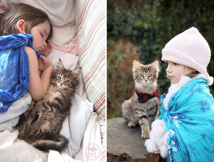 gatito niña autista 17