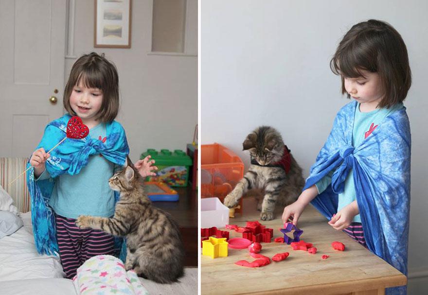 gatito niña autista 2