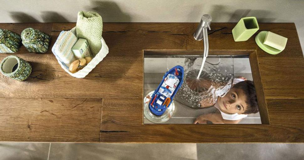 26 lavabos de diseño que harán que te quieres lavar las manos ...