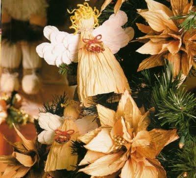 10 creativas manualidades para decorar tu casa cuando - Adornos navidenos artesanales ...
