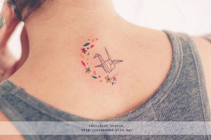 tatuajes minimalistas 1