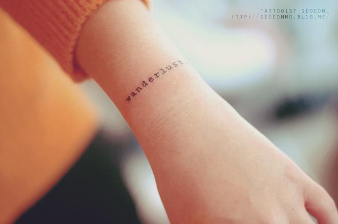 tatuajes minimalistas 14