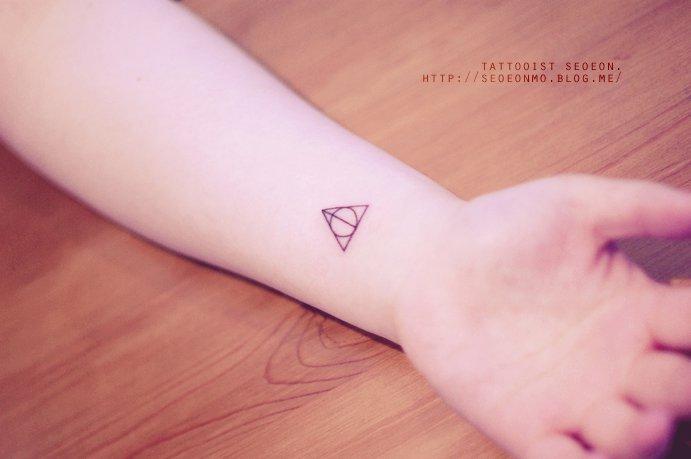 tatuajes minimalistas 24