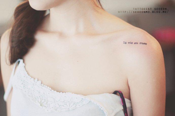 tatuajes minimalistas 25