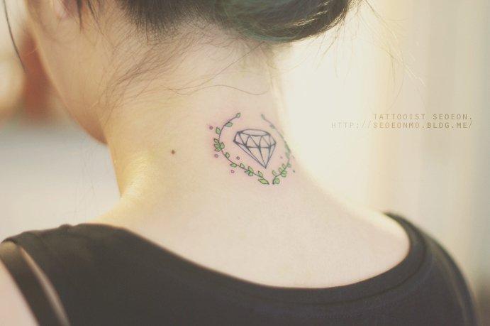 tatuajes minimalistas 27
