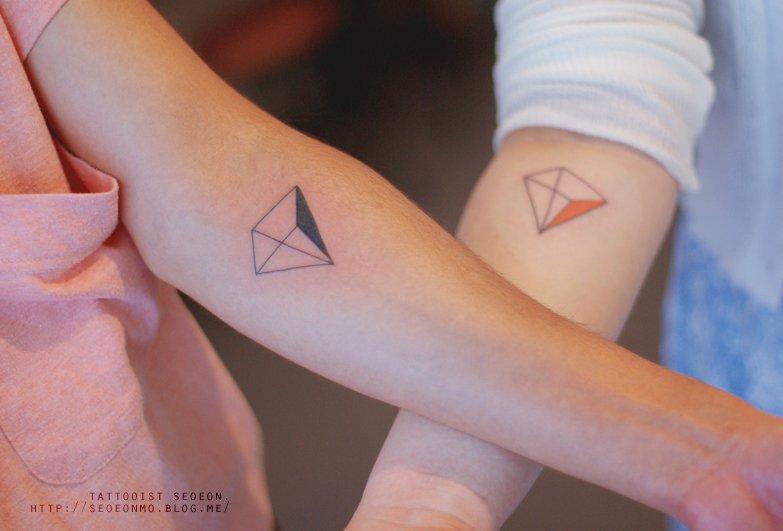 tatuajes minimalistas 9