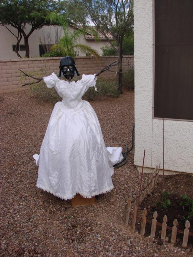 23 usos para un vestido novia 18