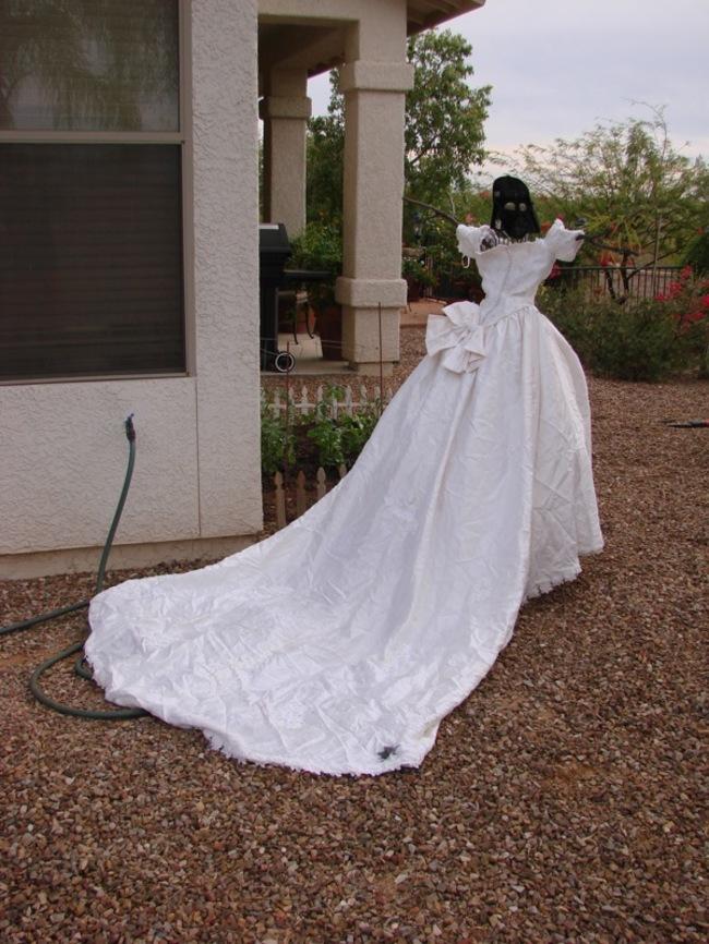 23 usos para un vestido novia 19
