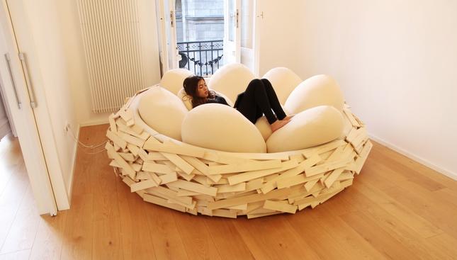 cama-nido