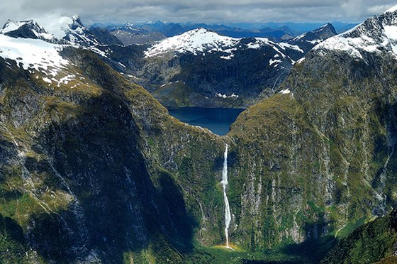Cascada Sutherland