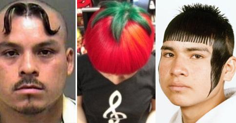peinados-raros