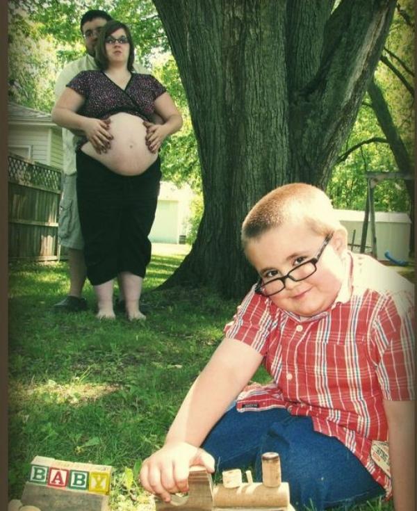 peores fotos de embarazadas 1