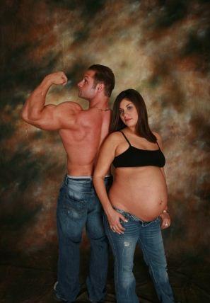 peores fotos de embarazadas 18