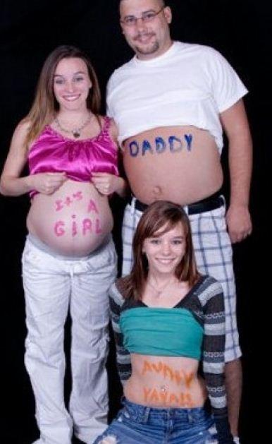 peores fotos de embarazadas 30
