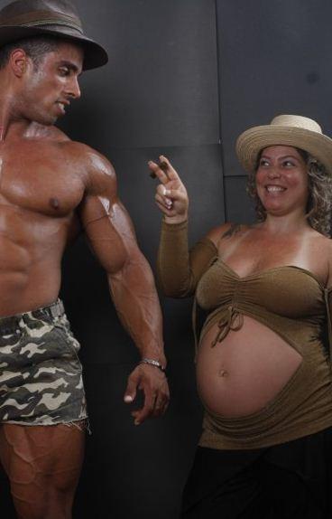 peores fotos de embarazadas 32