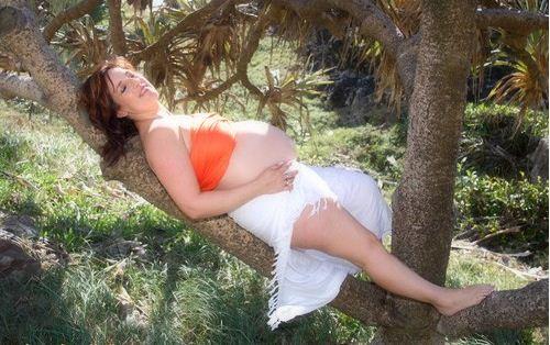peores fotos de embarazadas 34