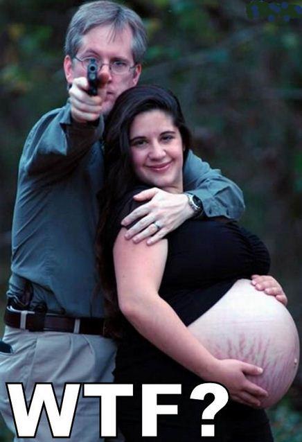 peores fotos de embarazadas 7