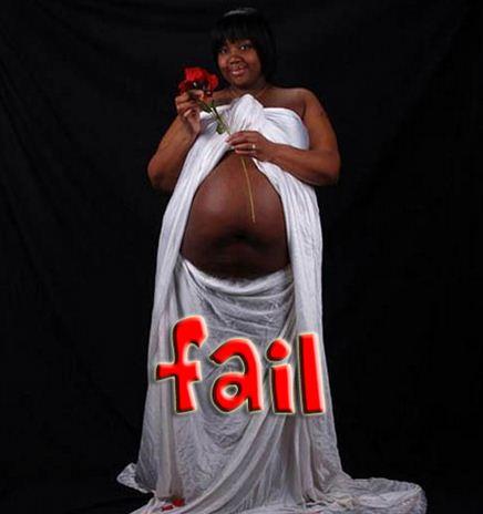 peores fotos de embarazadas 9
