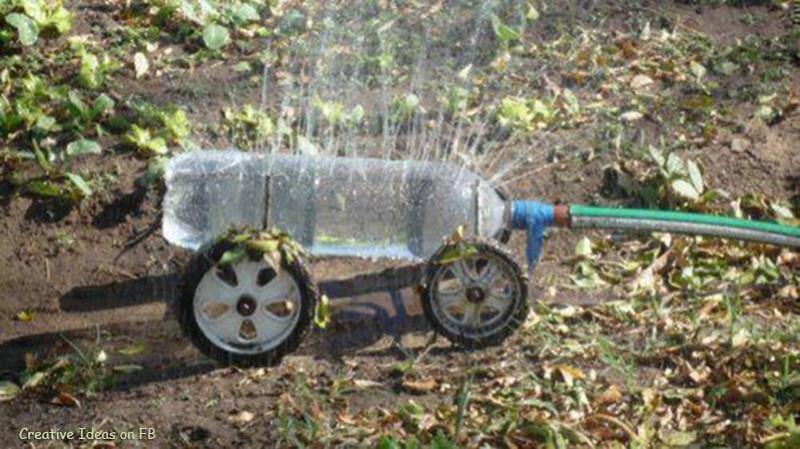 recicla botellas plastico 21