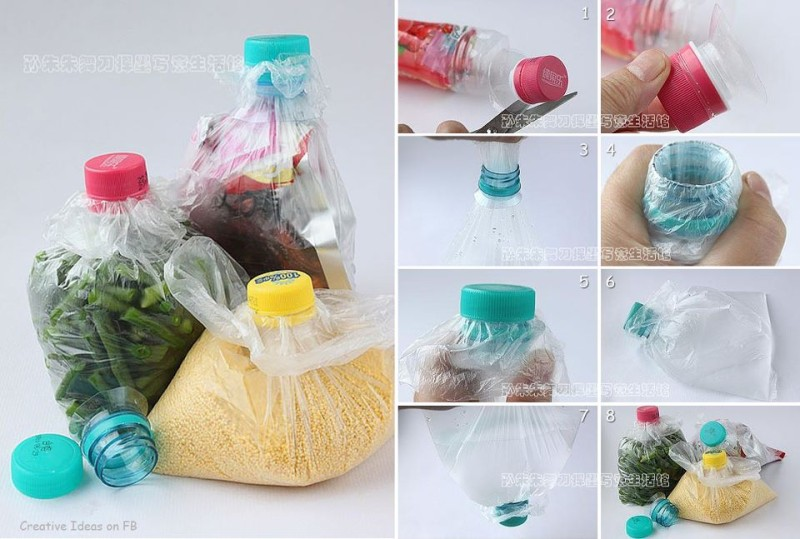 recicla botellas plastico 26