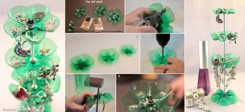 recicla botellas plastico 6