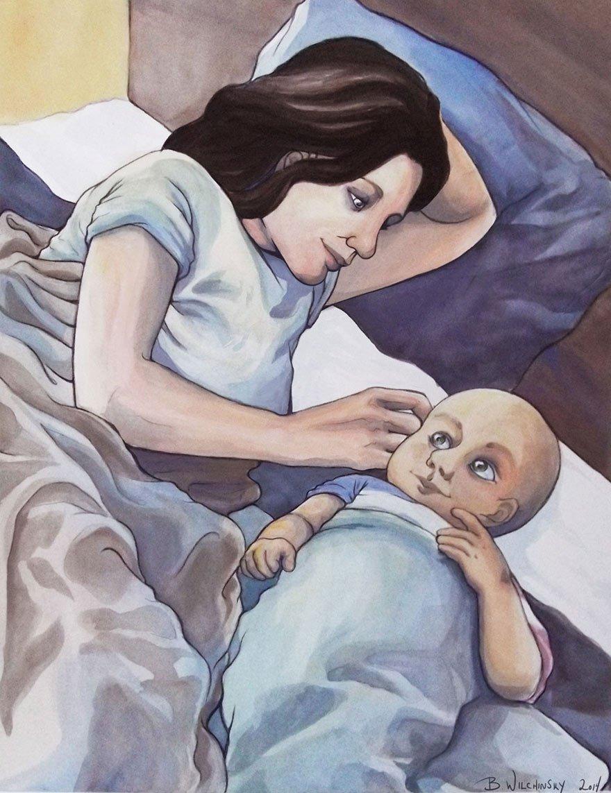 retratos familiares artisticos 18