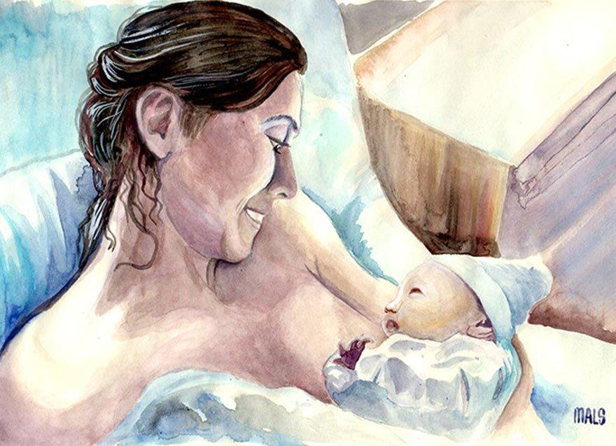 retratos familiares artisticos 24