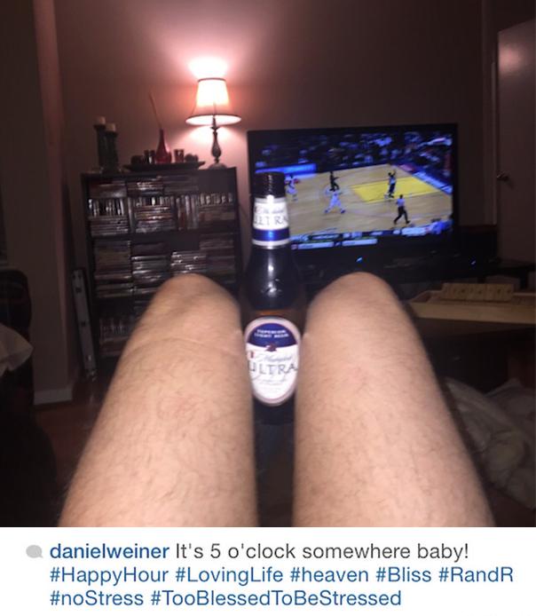 si los hombres utilizaran instagram como las mujeres 16