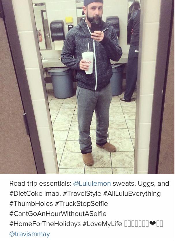 si los hombres utilizaran instagram como las mujeres 17